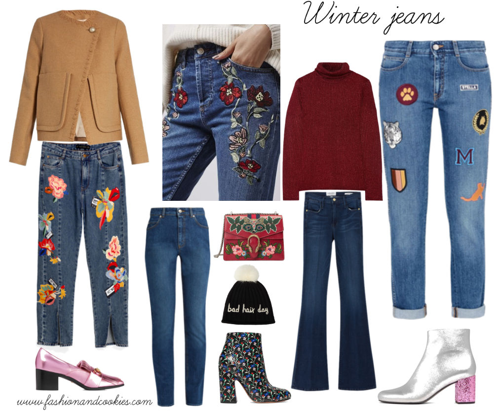 5 types of jeans you will need this Winter on Fashion and Cookies fashion blog, fashion blogger style