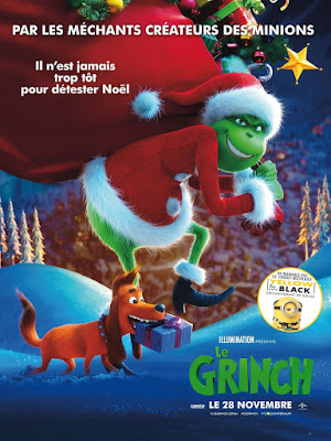 The Grinch 2018 Poster 6