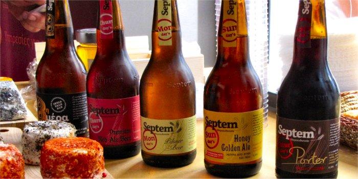 La birra Septem