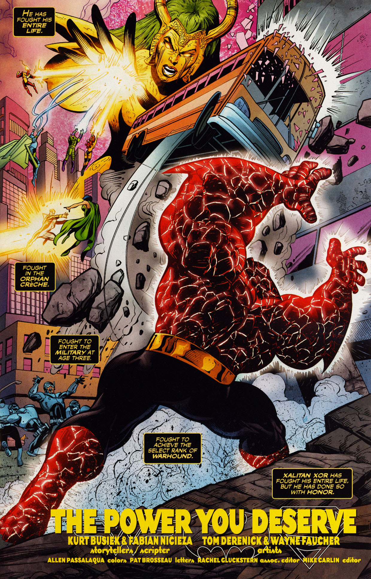 Read online Trinity (2008) comic -  Issue #39 - 12