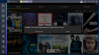 Showbox For PC Windows Installation Guide With BlueStacks