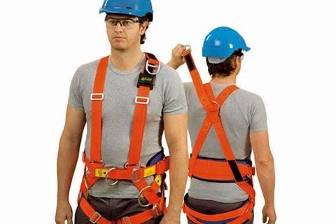 Arnés De Seguridad Seguridad Y Salud En El Trabajo