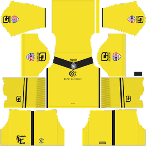 Fts 15 English Championship Kits