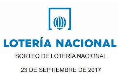 Loteria nacional sabado 23 septiembre s76