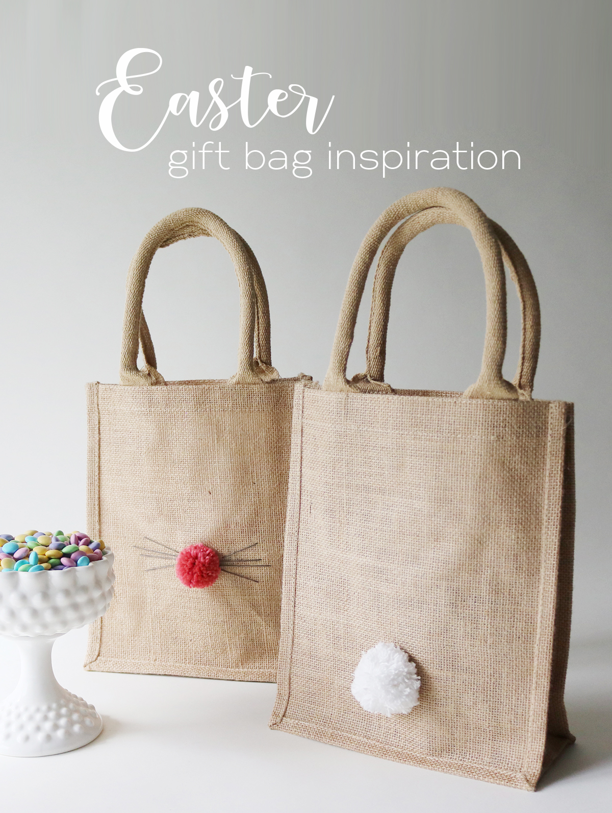 Easter gift bag inspiration | Creative Bag
