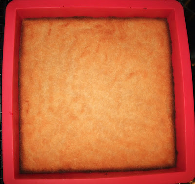 Baked macaroonie.