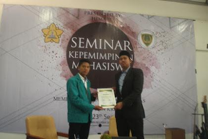 HIMAPTA Unsyiah Adakan Seminar Kepemimpinan Mahasiswa