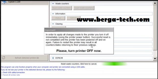 Cara Memperbaiki Printerv Epson L120 Lampu Merah Yang Suka Berkedip