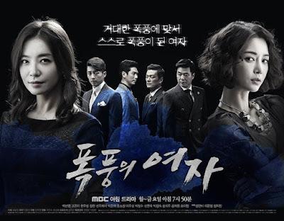 Bão Tố Cuộc Đời Hàn Quốc