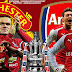 LIVE UPDATE: Man United Vs Arsenal 1-1