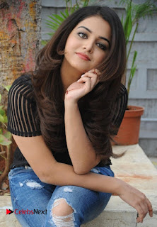 Wamiqa Gabbi Latest Pictures in Ripped Denim Jeans ~ Celebs Next