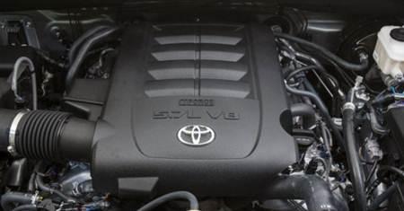 2016 Toyota Tundra Engine