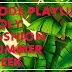 MODE PLAYLIST: HOLY FASHION SUMMER WEEK