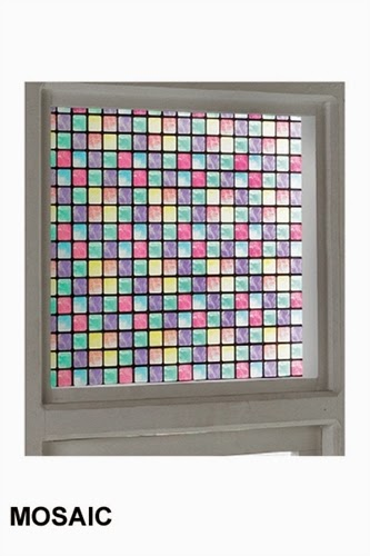 self-adhesive window vinyl