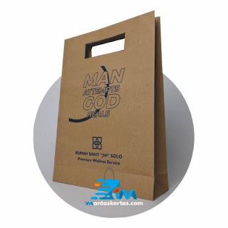 Jual Paper Bag Coklat Termurah