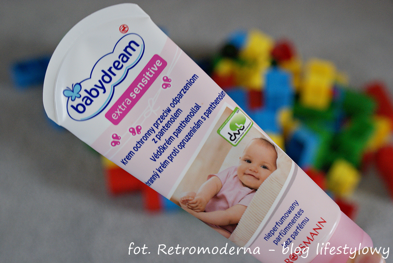Babydream_extra_sensitive_Panthenol_na_odparzenia
