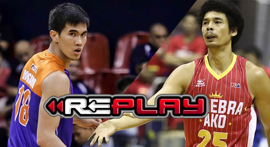 Video Playlist: TNT vs Ginebra game replay 2018 PBA Governors' Cup