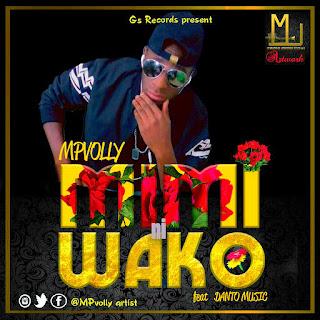 MPvolly-Feat-DanTo Music - Mimi Ni Wako