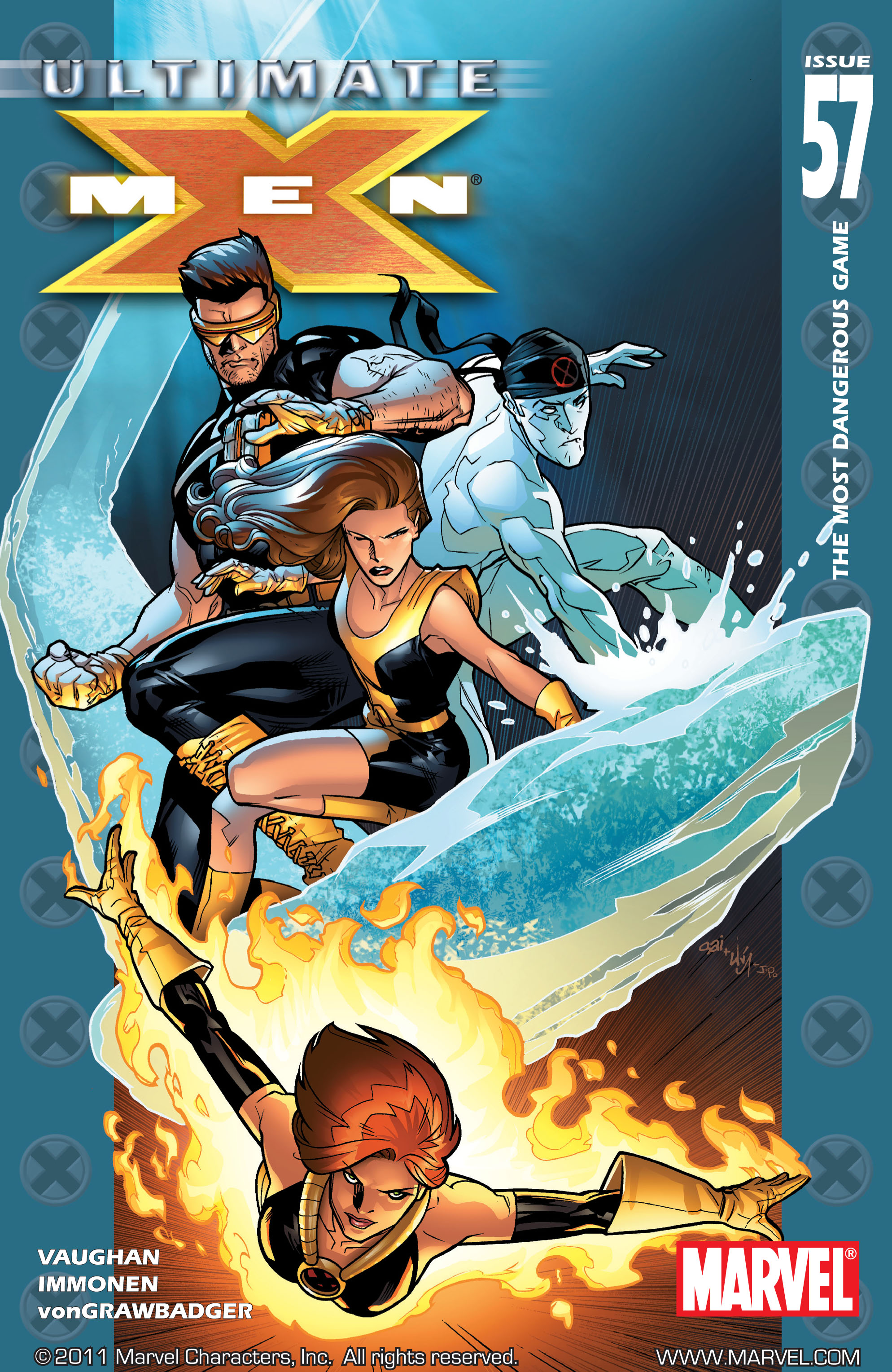 Read online Ultimate X-Men comic -  Issue #57 - 1