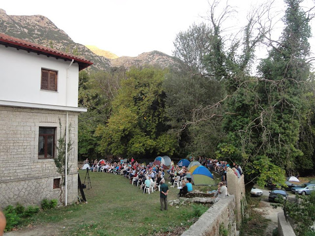 Θεσπρωτία: Με επιτυχία η 30η συνάντηση ορειβατικών συλλόγων Δυτικής Ελλάδος και Ηπείρου