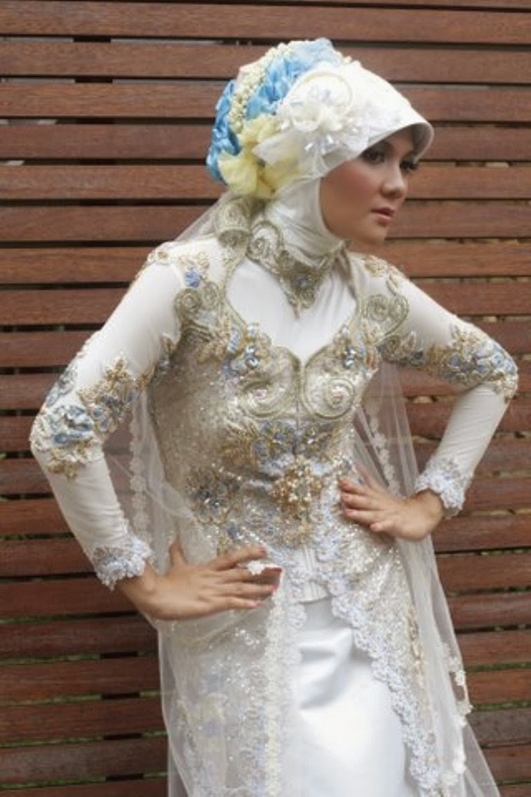 Inspirasi Kebaya Akad Muslim Love Kebaya Makes You Beauty