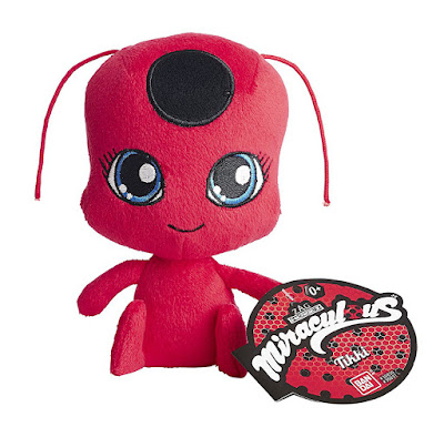 JUGUETES - Prodigiosa . Las Aventuras de Ladybug  Kwami Tikki : Mariquita | Peluche  Bandai | Serie Television Disney | A partir de 0 años  Comprar en Amazon España
