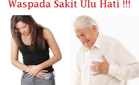Cara Mengobati Sakit Ulu Hati dan penyebabnya
