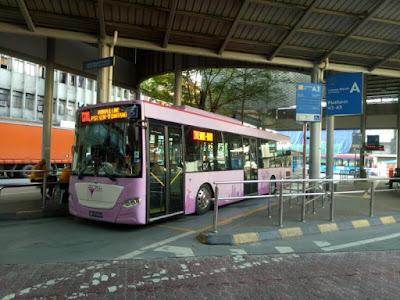 GO KL adalah bis favorit para turis yang berkunjung ke Kuala Lumpur. Bis gratis ini nyaman banget dilengkapi AC dan wifi dan bersih.