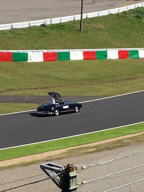 F1日本グランプリ2017 ドライバーズパレード ハミルトン