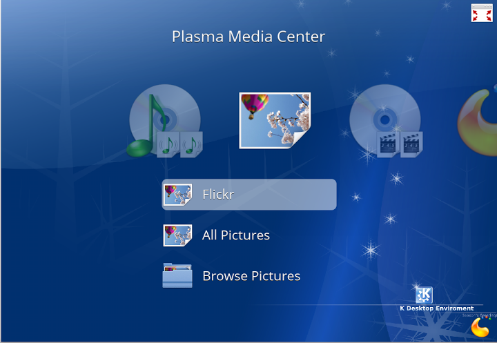 KDE Plasma Media Center Released, How to Install Plasma