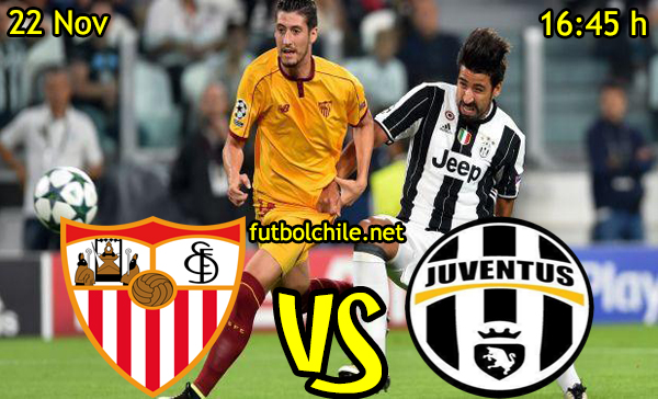 Ver stream hd youtube facebook movil android ios iphone table ipad windows mac linux resultado en vivo, online: Sevilla vs Juventus