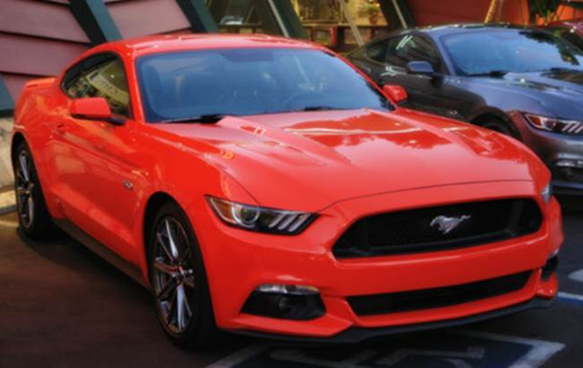 2017 Ford Mustang Release and Price Rumors