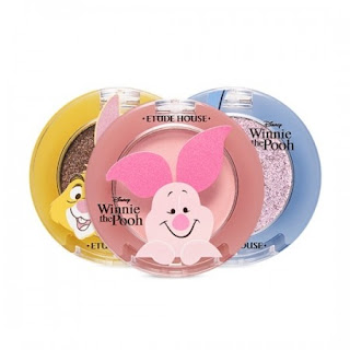 Etude House - Happy with Piglet Look At My Eyes