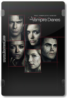 The Vampire Diaries 1ª, 2ª, 3ª, 4ª, 5ª, 6ª, 7ª e 8ª Season (2009-2017) Torrent