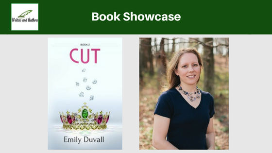 Book Showcase: Cut by Emily Duvall