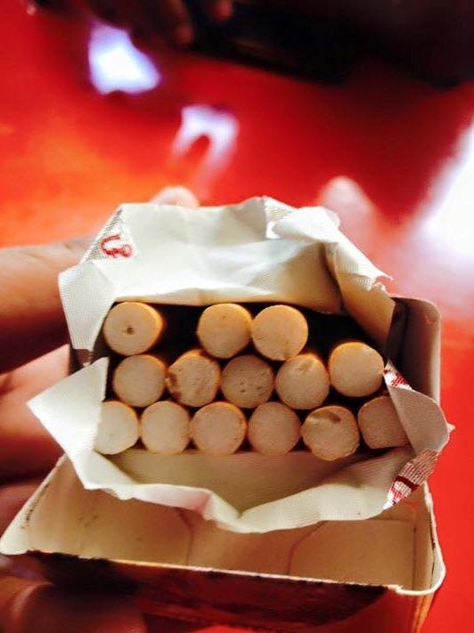 Jumpa Ulat Dalam Rokok Seludup, Perokok Terkejut
