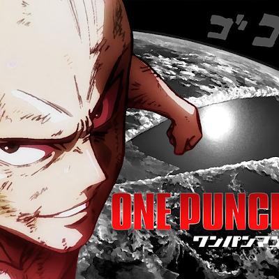 One Punch Man Audio Castellano 12/12+OVAS MEGA