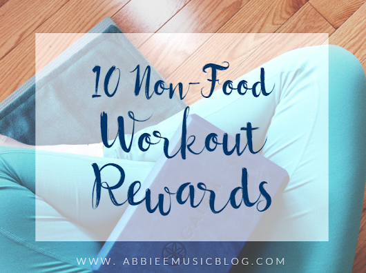 10 Non-Food Ways to Reward Yourself for Working Out