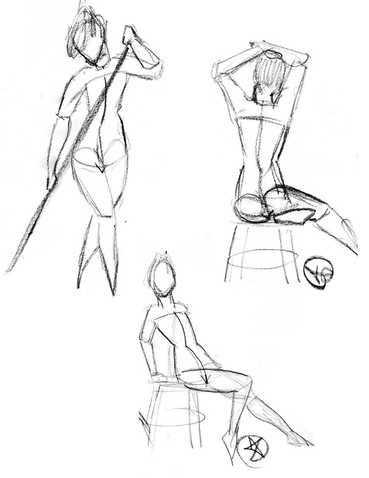 Anatomy Figure Drawing