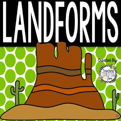 Boom Learning App:  Landforms
