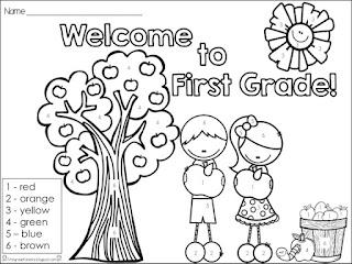 First Grade Fanatics