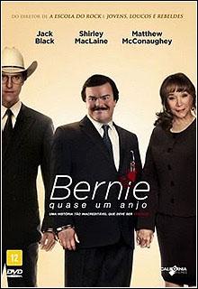 Bernie Quase um Anjo DVD-R