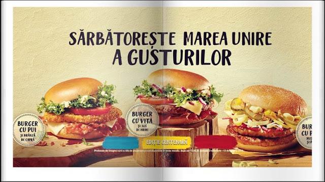 pareri meniu mcdonalds burgeri romanesti retete traditionale la preturi grozave