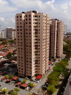 apartemen mewah court penang malaysia