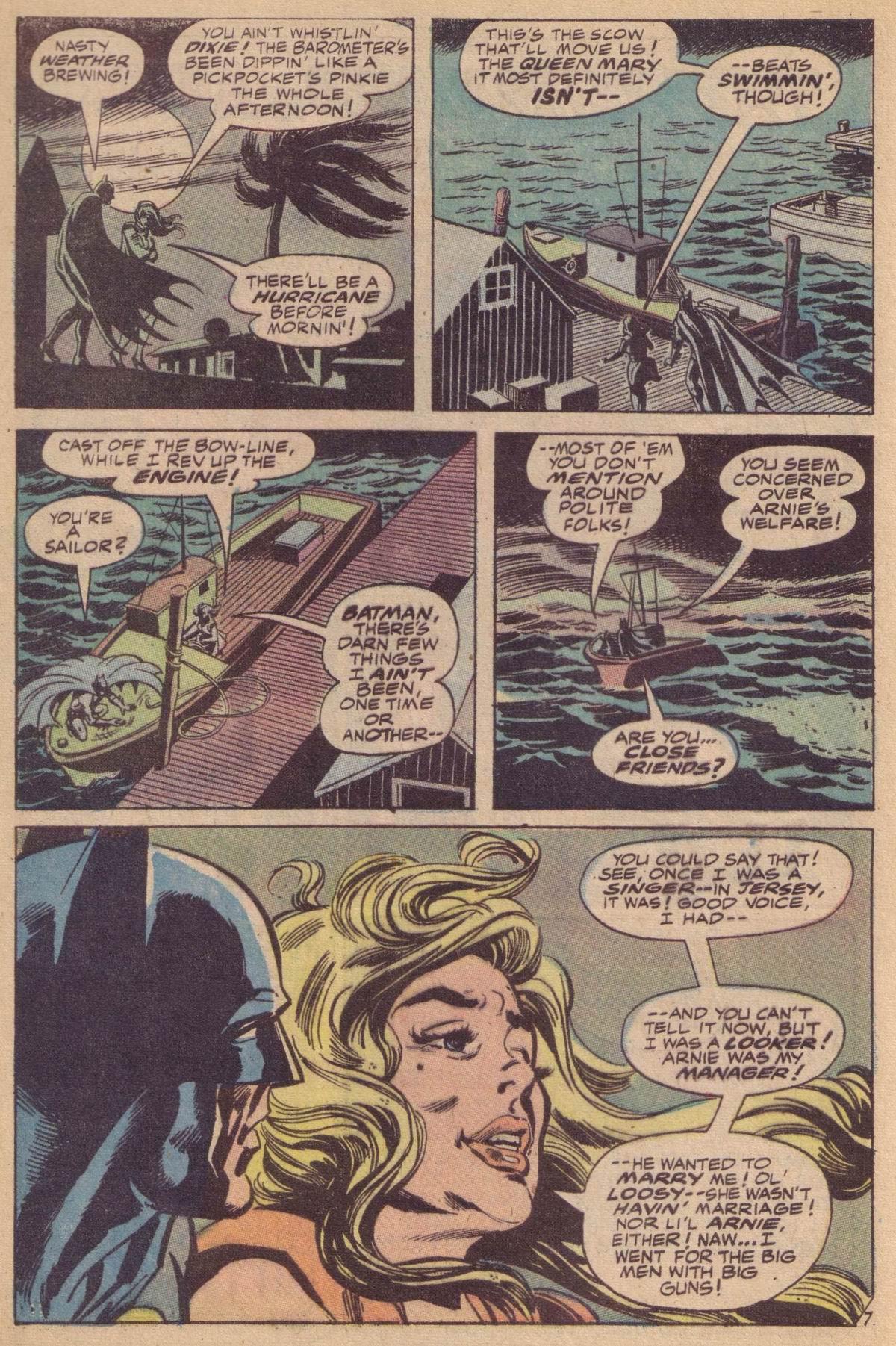 Detective Comics (1937) 414 Page 9