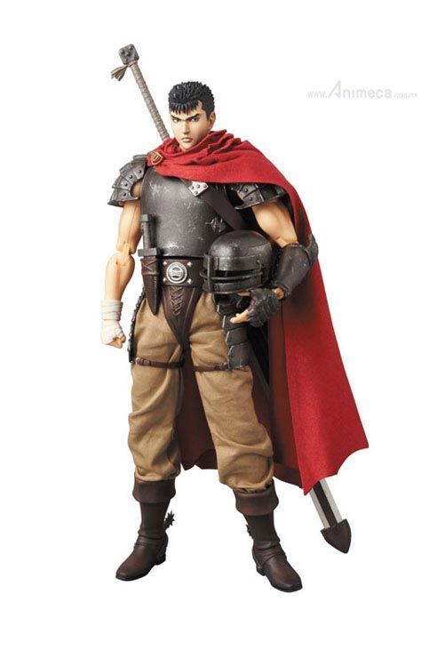 FIGURE GUTS Band of the Hawk Ver. REAL ACTION HEROES BERSERK Medicom Toy