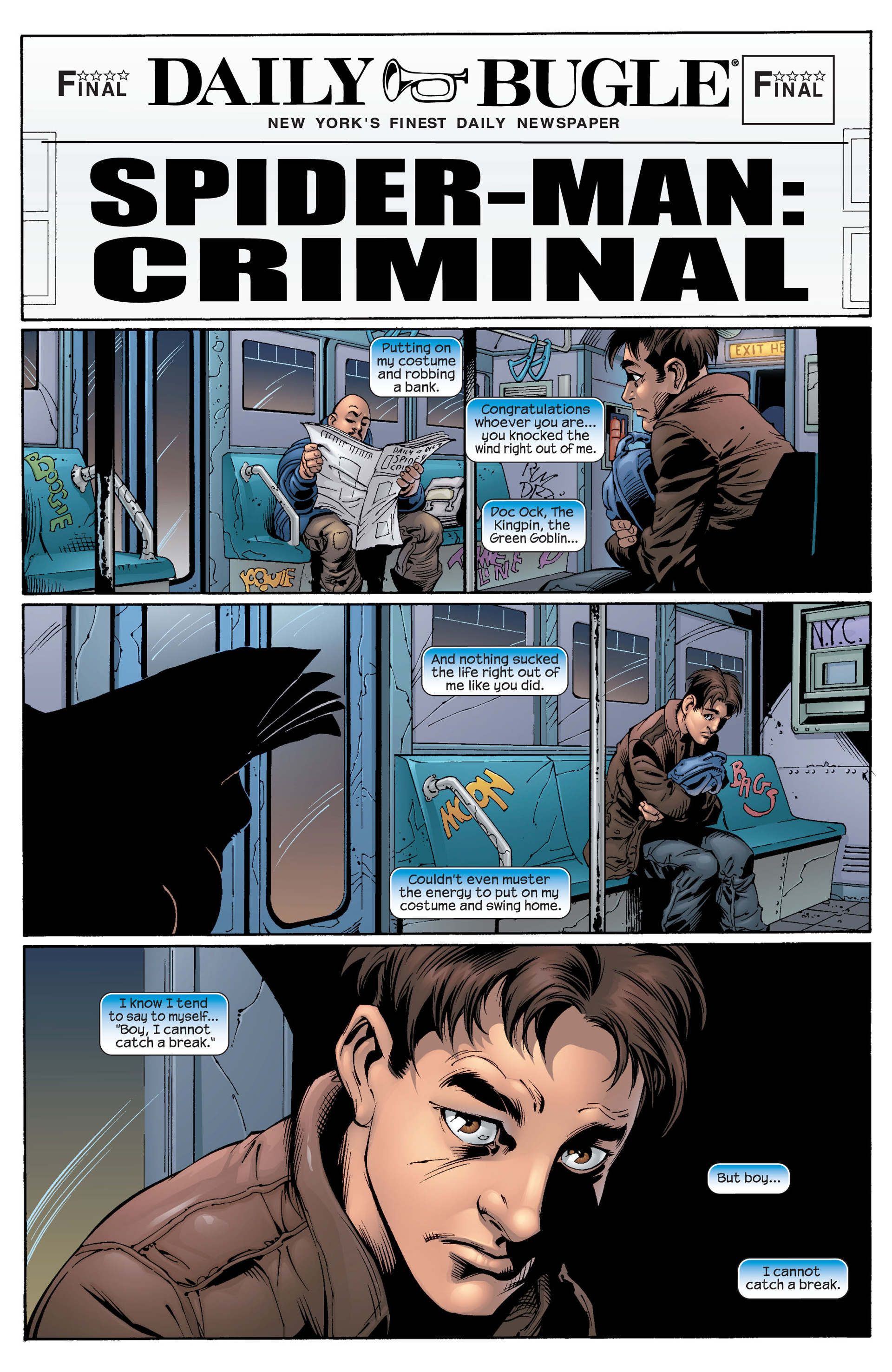 Read online Ultimate Spider-Man (2000) comic -  Issue #29 - 12