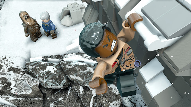 LEGO Star Wars The Force Awakens PC Full Version Screenshot 2