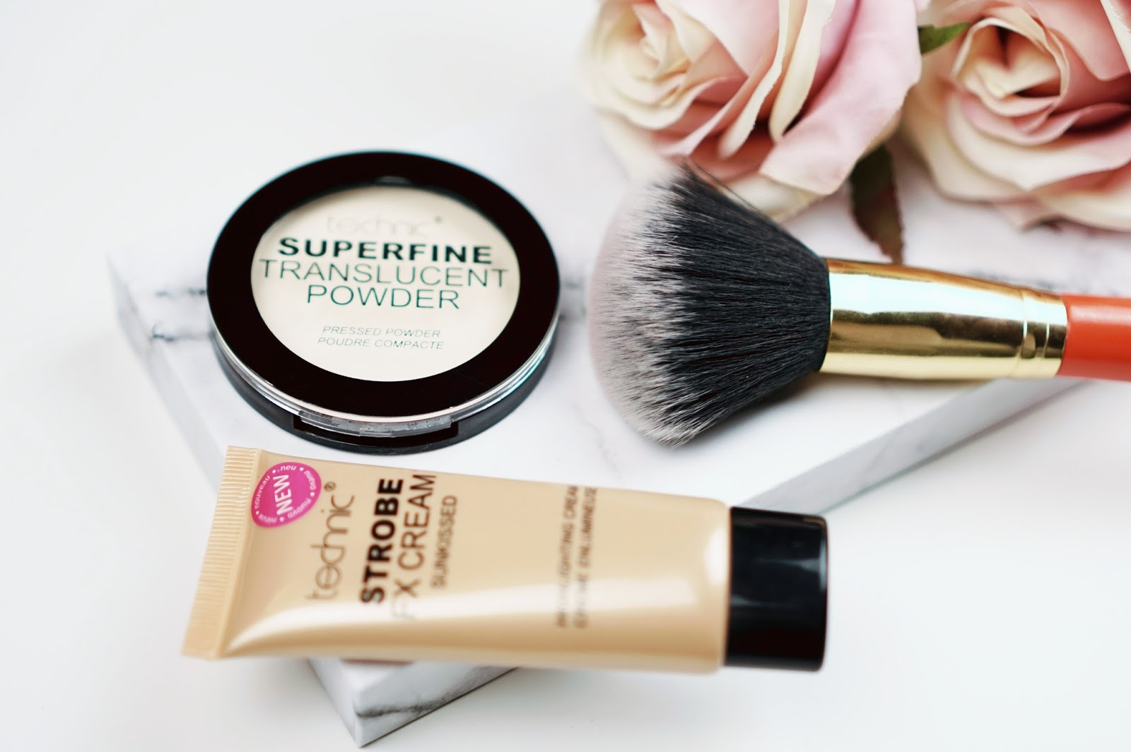 Technic Cosmetics Translucent Powder
