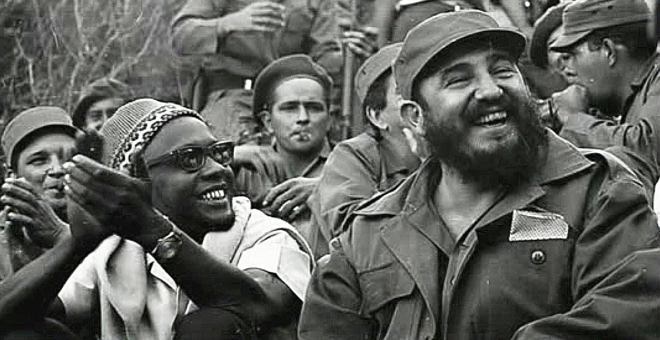 Ha muerto Fidel Castro. Cabral-fidel